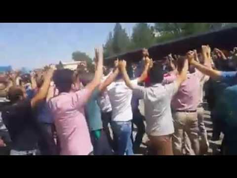 یازدهمین روز از اعتراض کارکنان ایران ترانسفو زنجان