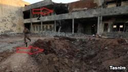 حمله موشکی سپاه پاسداران به مقر حزب دموکرات کردستان در شهر کویسنجق عراق