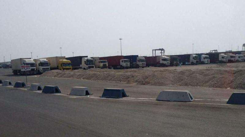 کامیونداران در ایران بار دیگر دست به اعتصاب زدند