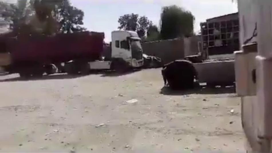 آغاز اعتصاب سراسری کامیونداران در شهرهای مختلف ایران: از کرج و مبارکه اصفهان تا سنندج و بروجرد و همدان
