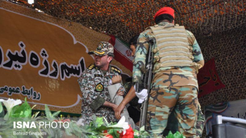 گروه حکومت اسلامی ویدئویی از «مهاجمان به رژه اهواز» را منتشر کرد