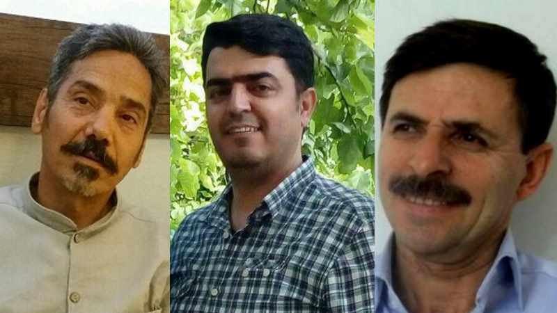 نامه سه فعال مدنی زندانی به حسن روحانی در انتقاد از برخورد با معلمان معترض