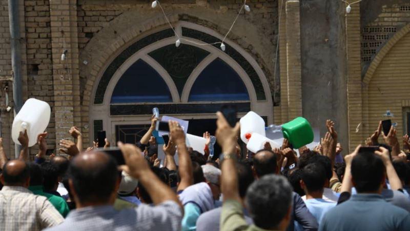 گزارش  تایمز لندن: چه عاملی موجب بحران آب در خاورمیانه شد؟