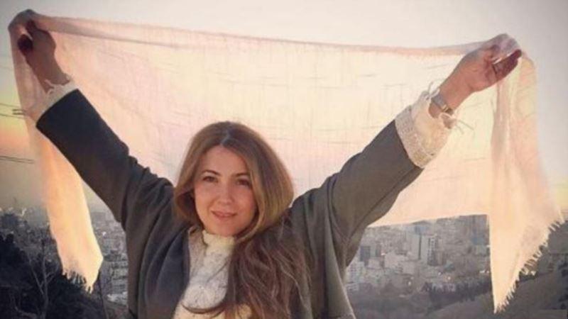 نهاد حقوق بشری از ایران برای بازداشت و فشار بر شاپرک شجری زاده به سازمان ملل شکایت کرد