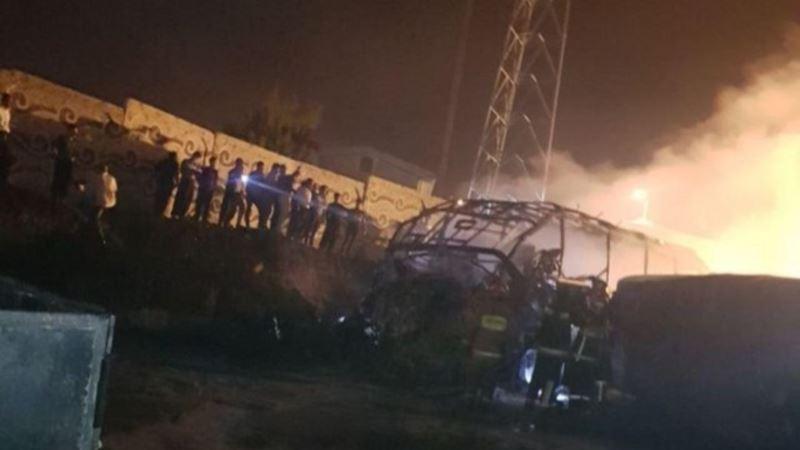 آمارهای متفاوت از کشتههای حادثه تصادف در سنندج؛ رسما ۱۳ کشته، غیررسمی ۲۰ نفر