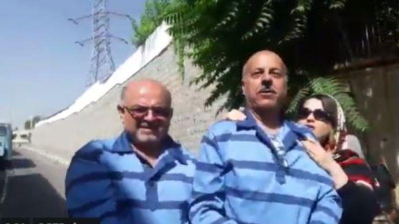 انتقال وکلای سرشناس به زندان فشافویه با دستبند و لباس زندان