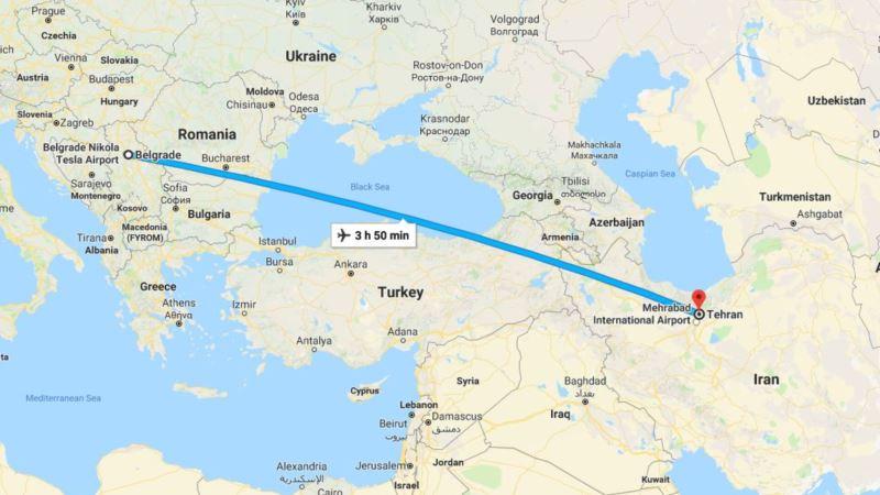 شمار ایرانیانی که از راه صربستان به اروپا مهاجرت میکنند صد برابر شده است