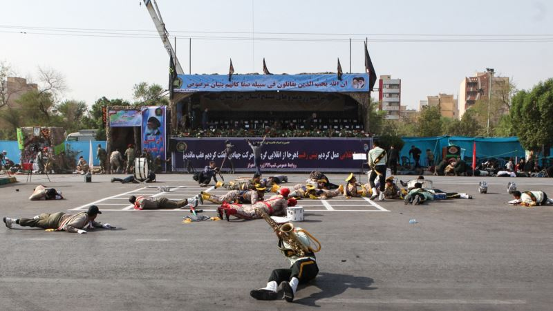 مقامات ایران «دولتهای منطقه» را به نقش داشتن در حمله اهواز متهم کردند