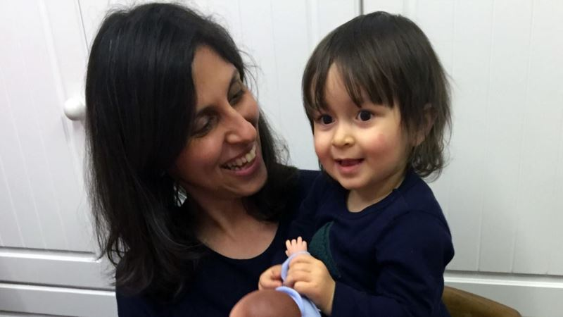 همسر نازنین زاغری از وزیر خارجه ایران تقاضای ملاقات کرد