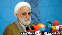 غلامحسین محسنی اژهای، سخنگوی قوه قضائیه جمهوری اسلامی