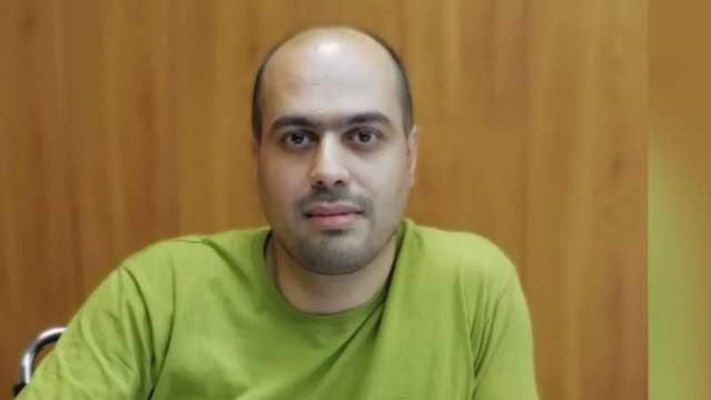 مسعود کاظمی روزنامهنگار ایرانی بازداشت شد