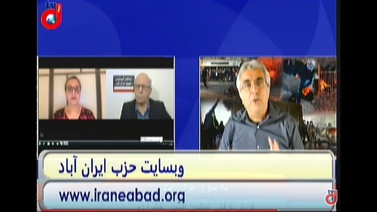 برنامه به سوی ایران آباد: ضرورت تحزب و به دست گرفتن مدیریت بحران توسط بخش مسئولیت پذیر جامعه